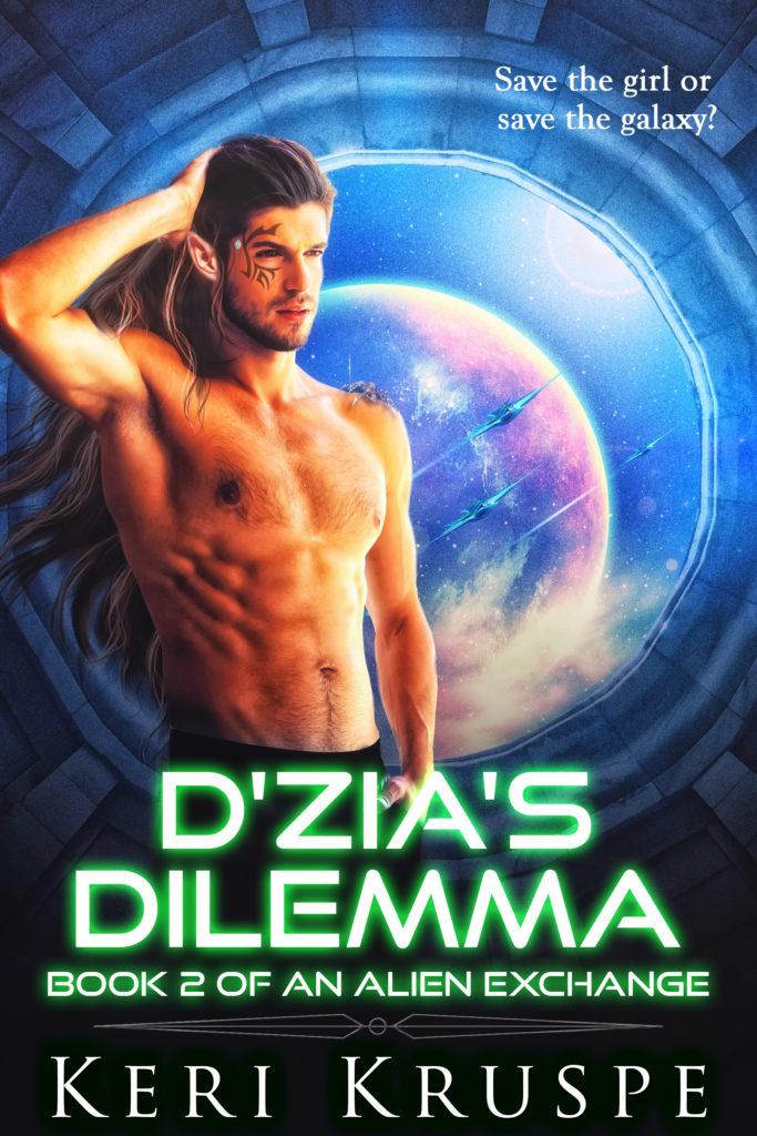 D'zia's Dilemma by Keri Kruspe